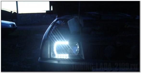 Светодиодные огни своими руками фото 570