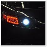 Светодиоды в фонарях заднего хода.Фотоотчет