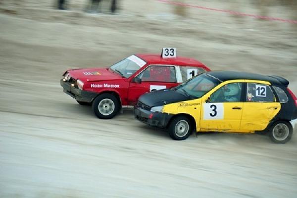 В Хакасии проведут зимние автогонки