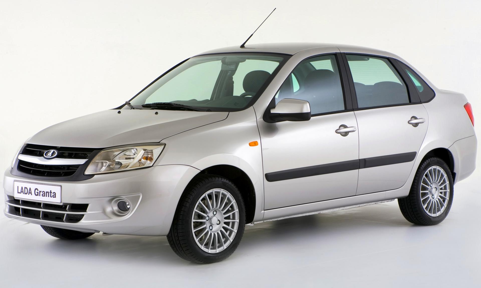 Компания АвтоВАЗ отправила свои машины в Челябинск