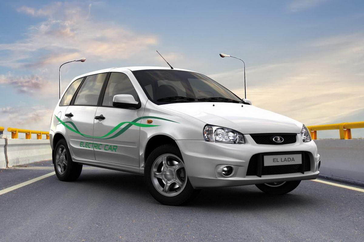 АвтоВАЗ планирует выпустить электромобиль, но уже оперяясь на Lada Kalina