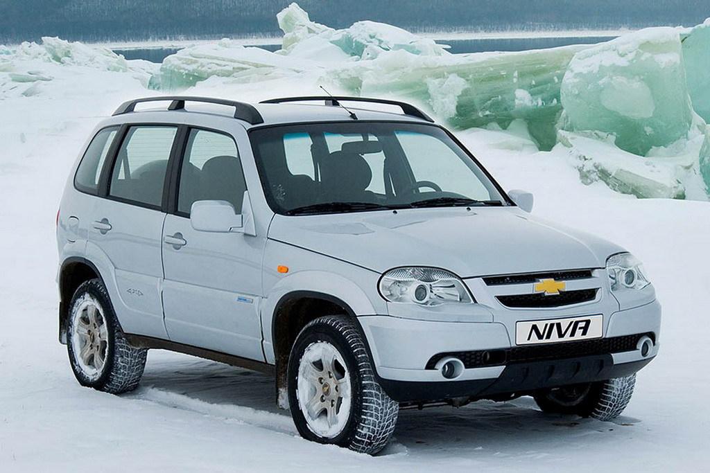 Отечественная Chevrolet Niva претендует на титул автомобиль года