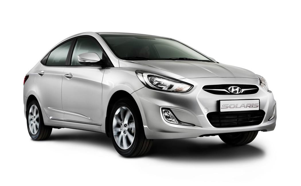 Hyundai Solaris дорожает уже второй раз в этом году