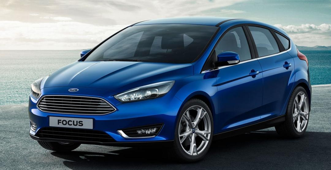 У россиян продолжается спрос на подержанный Ford Focus