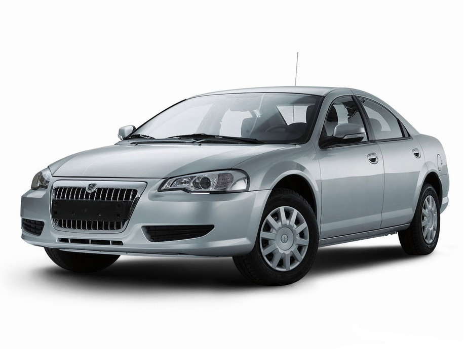 Продажи автомобилей Волга сократились в 2014 году