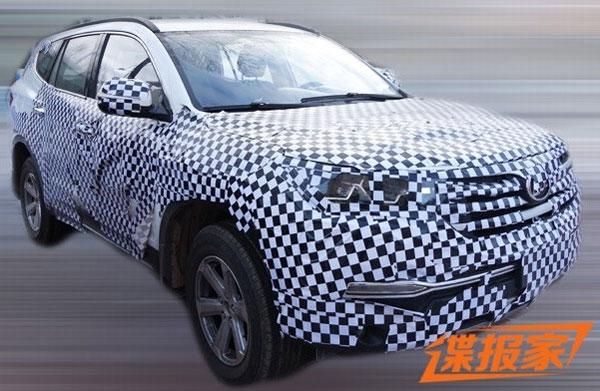 Новейший Lifan X80 будут выпускать в России