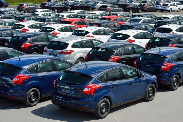 Автомобили Ford берут все чаще в кредит
