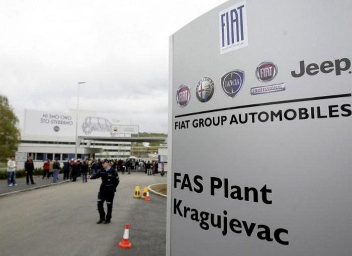 Сербский FIAT попадет в Россию