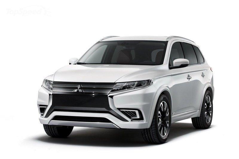В России появится пять новинок компании Mitsubishi