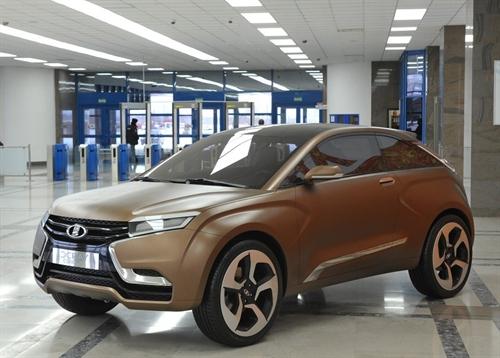 Кузов для будущей Lada XRAY будет выпущен уже весной