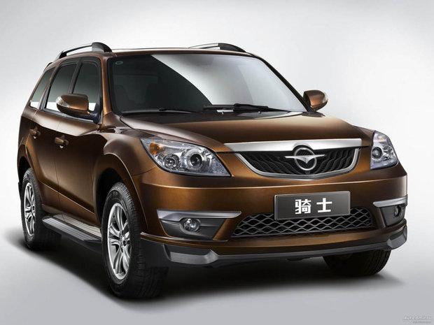 Китайские автомобили Haima подорожали в цене