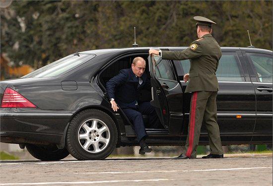 Должны выпустить новый лимузин для президента