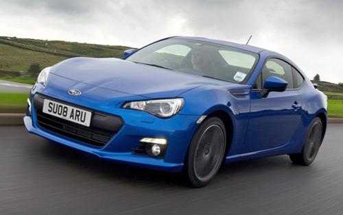 Компания Subaru изменила цены на автомобили