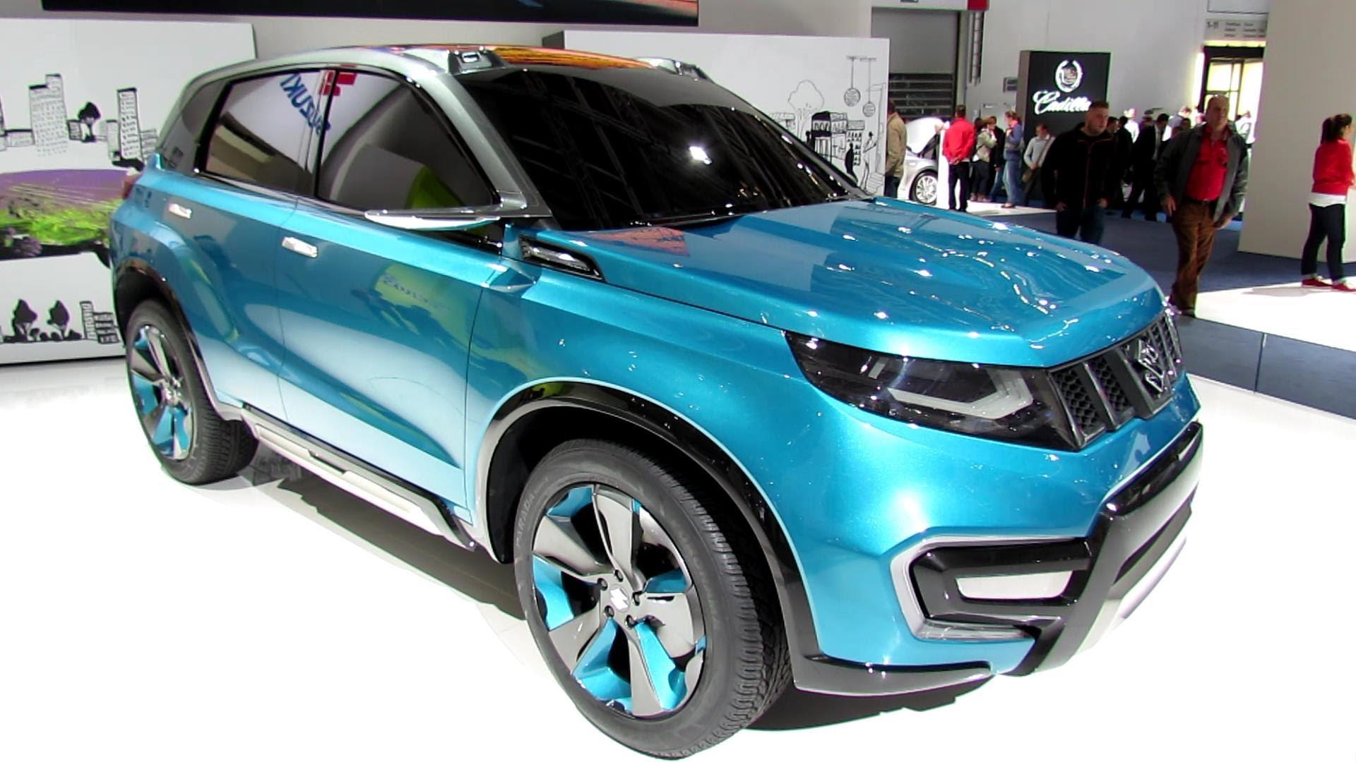Новейший Suzuki Vitara будет в России