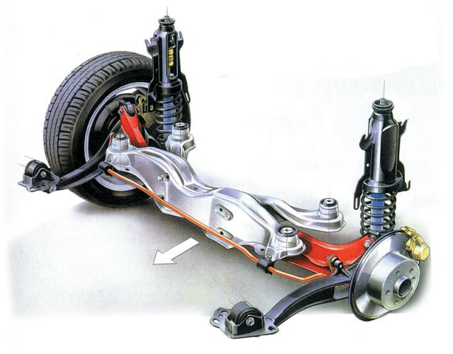 Спортивная подвеска на ВАЗ 2109