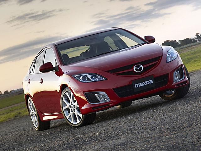 Подорожание Mazda 6
