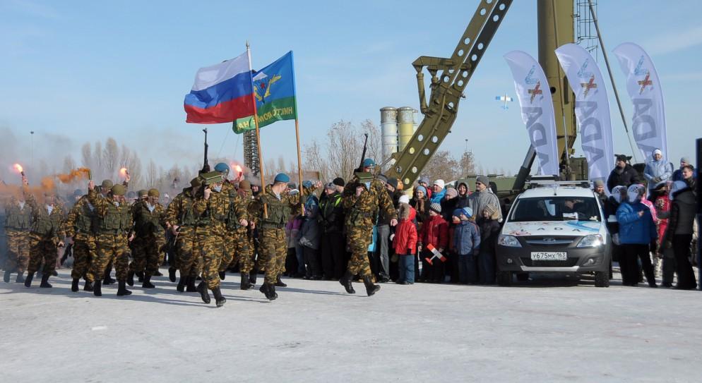 Волонтерское движение основали сотрудники компании АвтоВАЗ