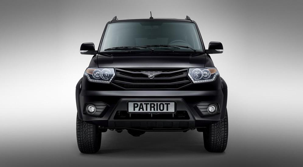 Автомобиль UAZ Patriot обновят еще раз