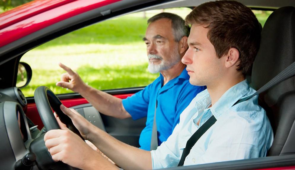 Автодром является самым простым экзаменом для водителей