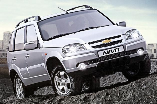 Chevrolet Niva часто берут в кредит