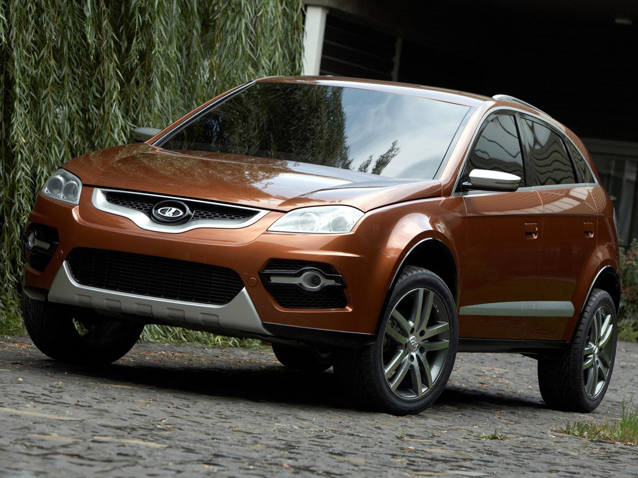 Известия про новейший автомобиль Lada C