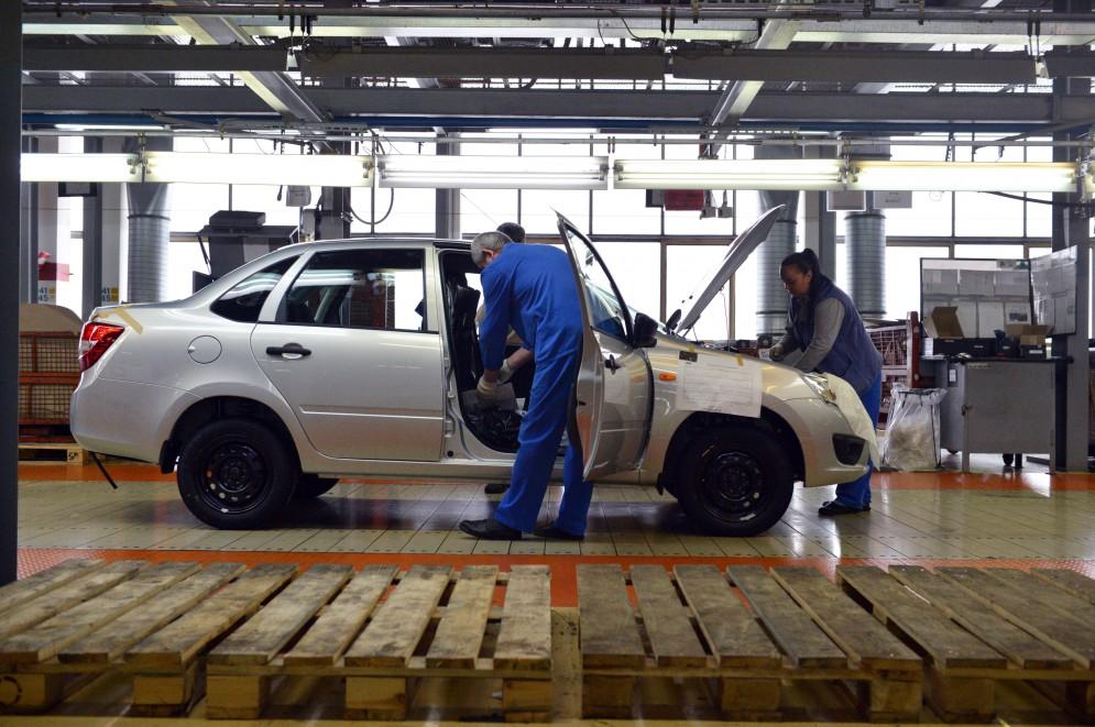 Компания АвтоВАЗ занялась улучшением качества своих автомобилей