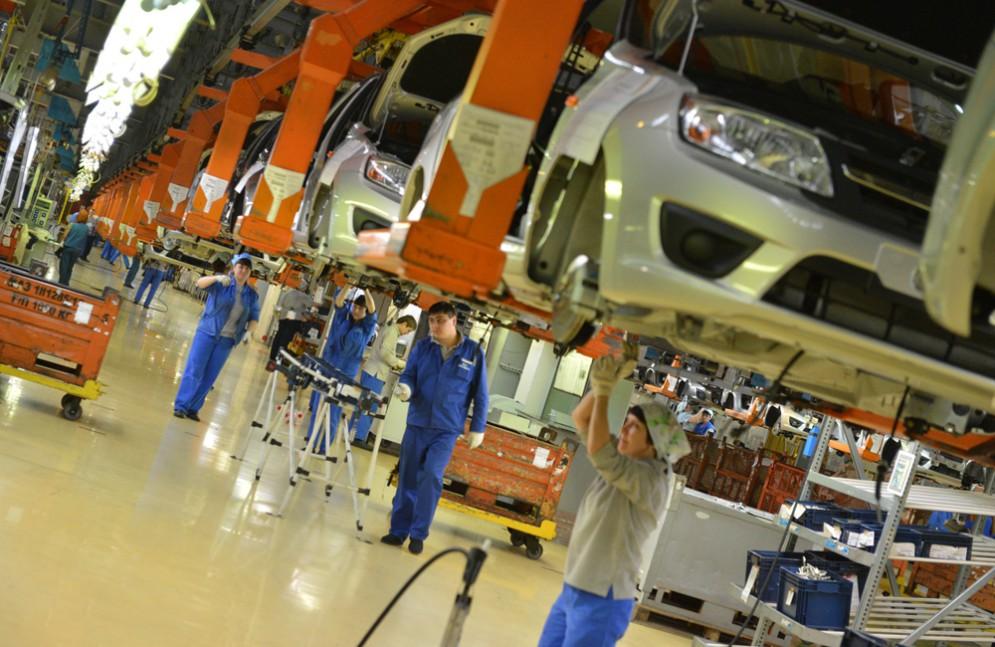 АвтоВАЗ о производстве за 2015 год