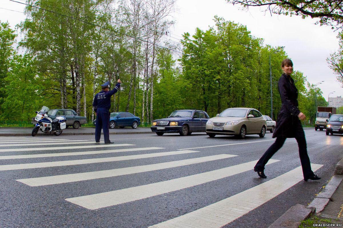 Повышение штрафов для пешеходов