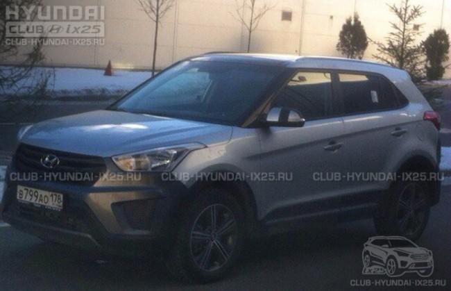 Hyundai ix25 2016
