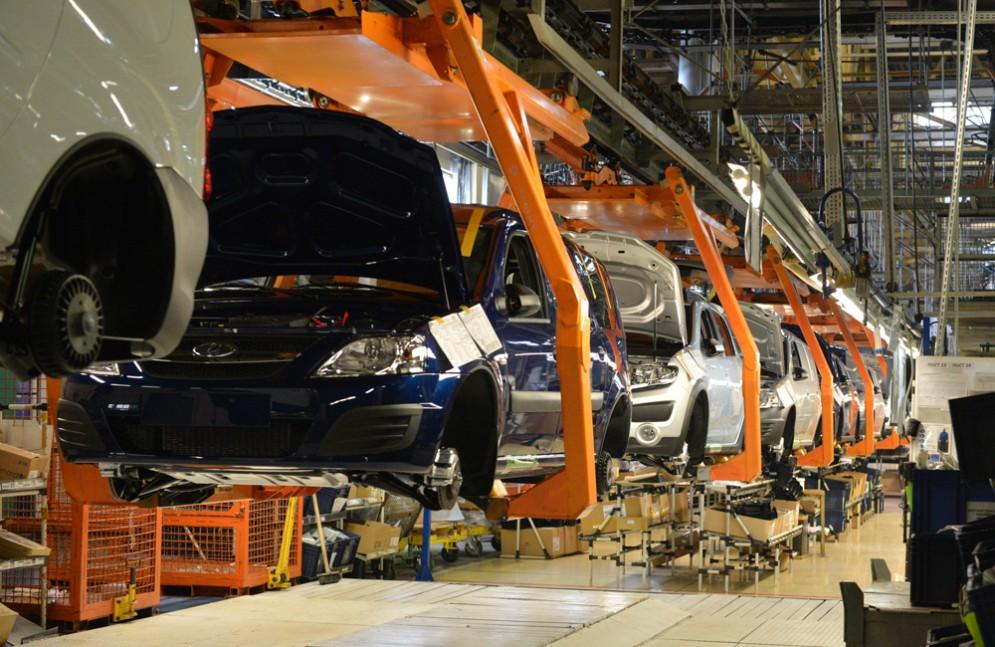 Забастовки на заводе компании АвтоВАЗ