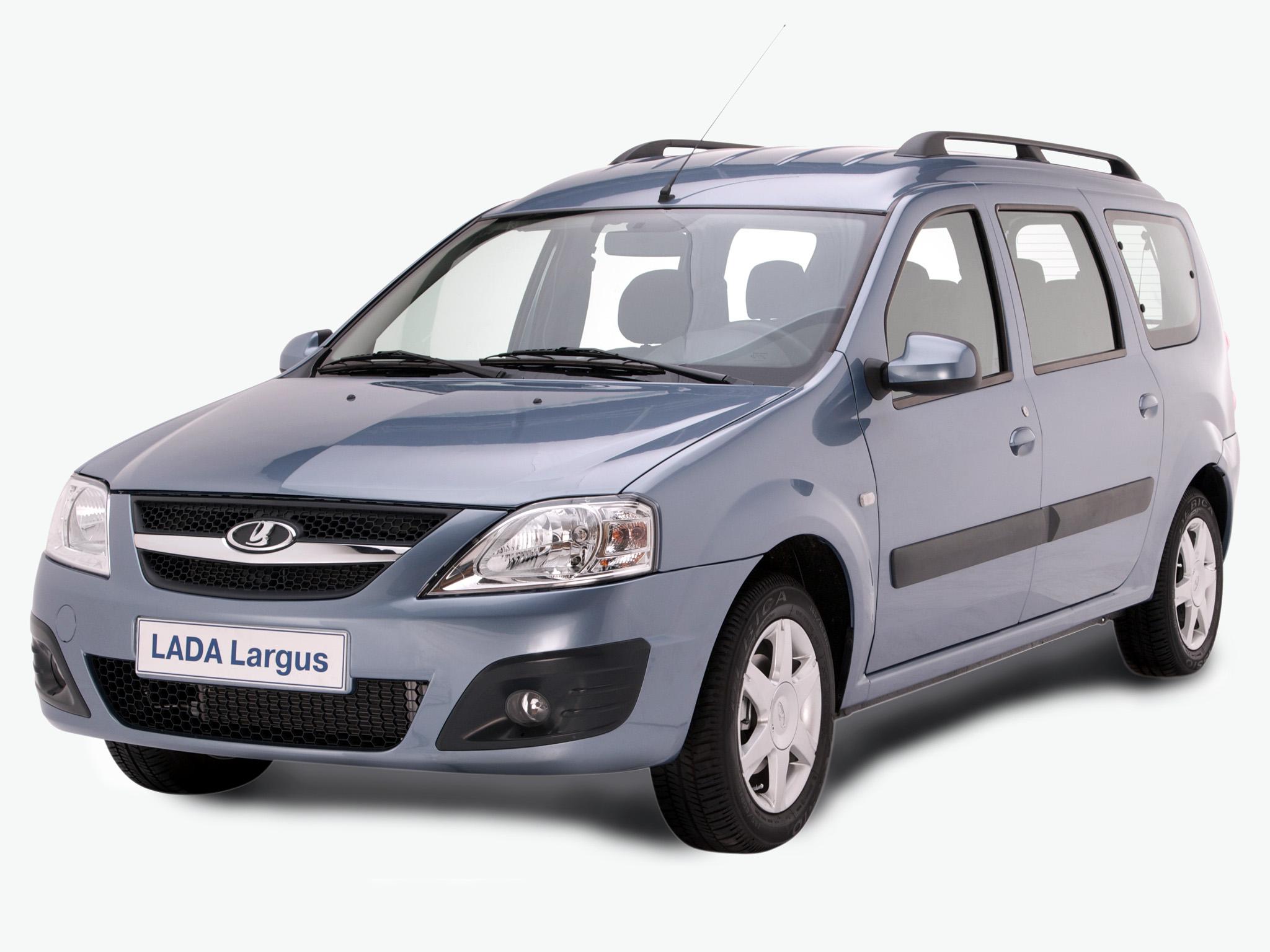 Четыре автомобиля Lada борются за лидерство в конкурсе «Автомобиль года»