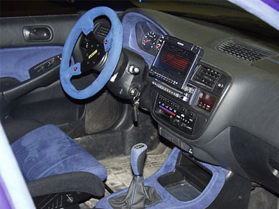Самостоятельная установка ПК в ВАЗ 2109