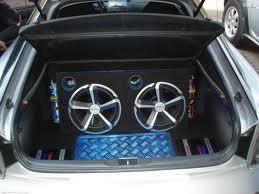 Аудиосистема в автомобиле ВАЗ