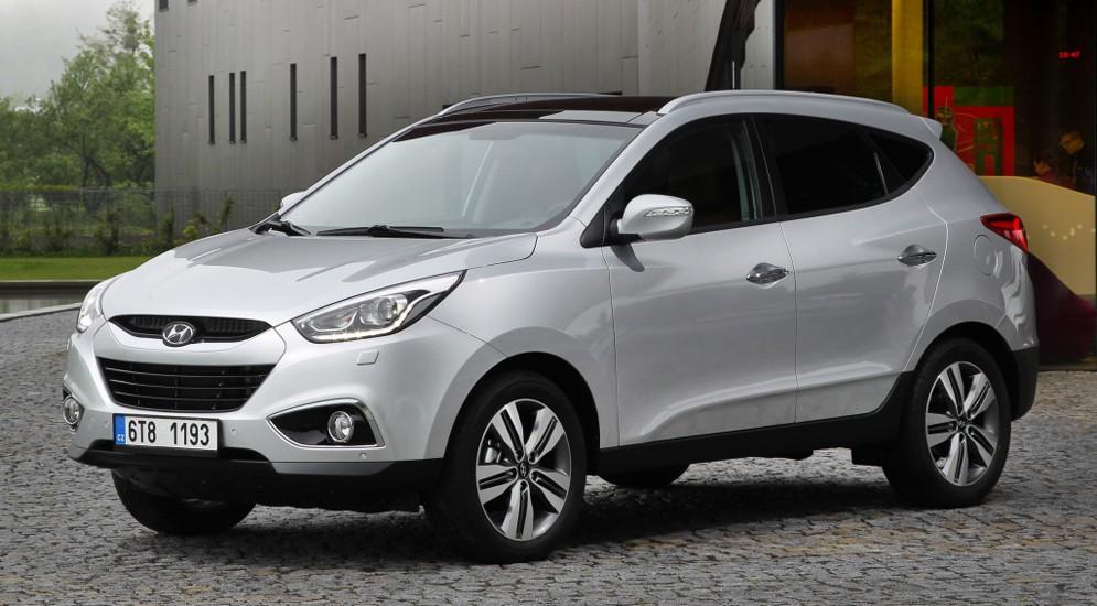 Hyundai ix35: две новые версии