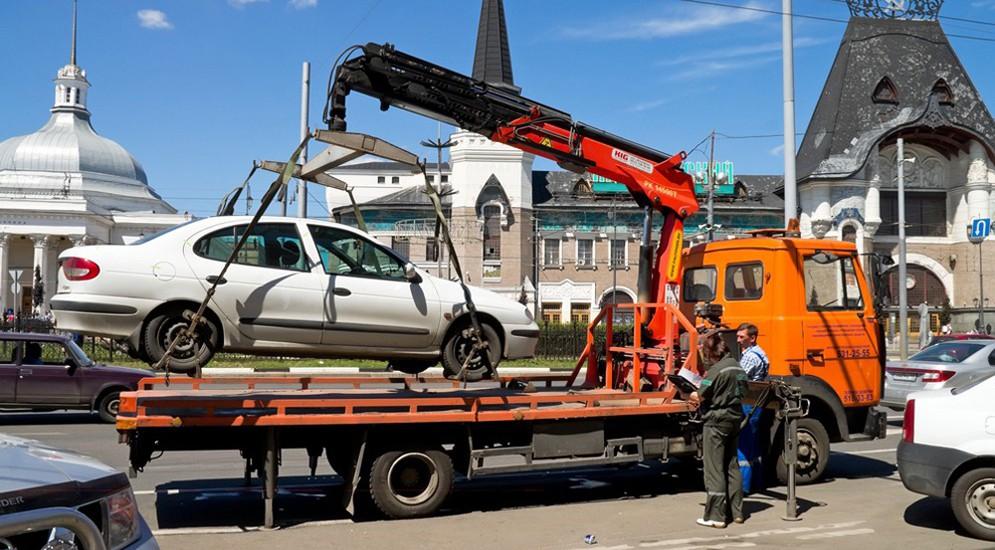 Эвакуацию автомобилей могут отменить