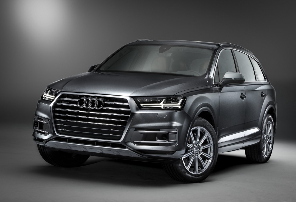 Компания Audi заявила о новых ценах с первого апреля