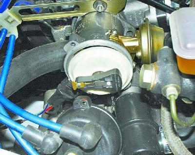 ВАЗ-21099: под капотом