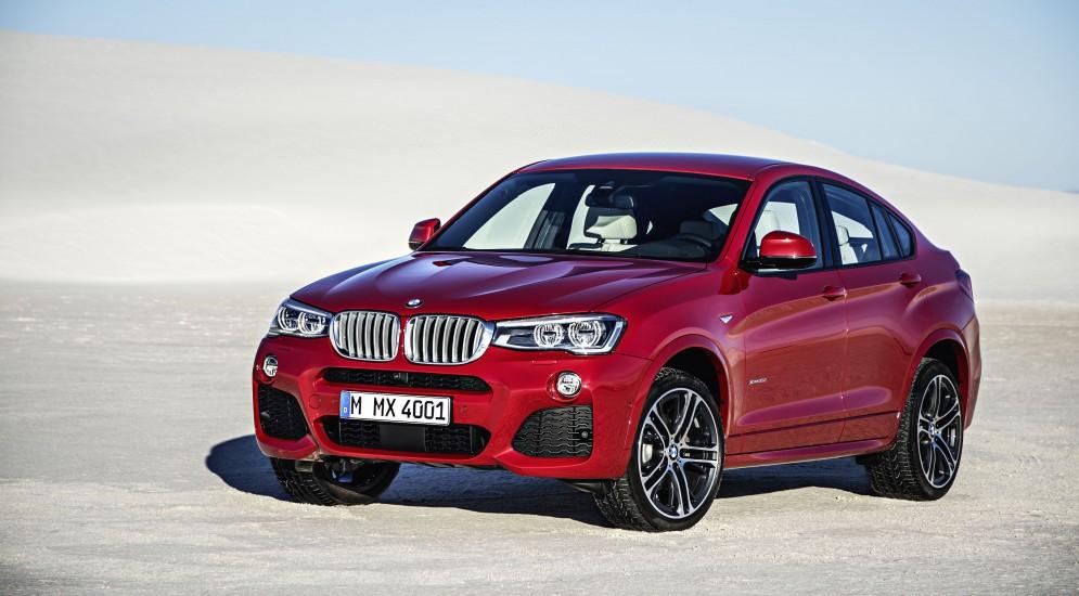 Компания BMW привезла еще одну новинку в Россию