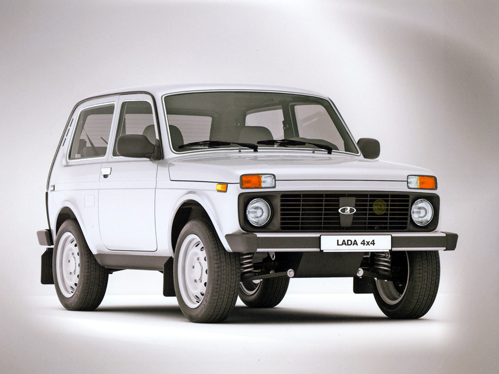 Lada 4x4 внедорожники