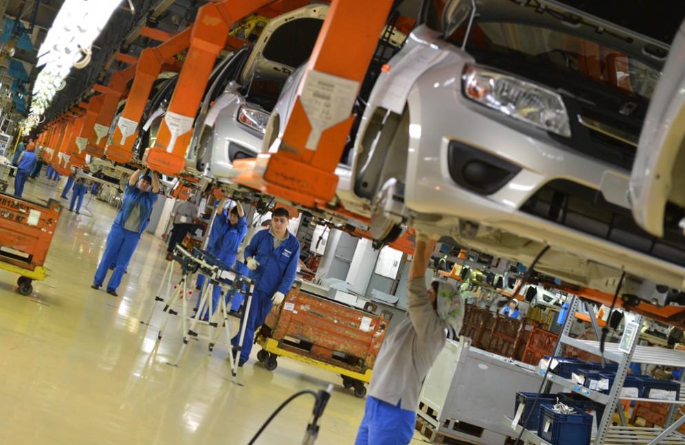 Минпромторг посчитал, что компании АвтоВАЗ не нужна отдельная помощь от государства