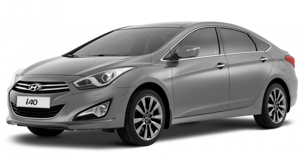 Hyundai i40: новые модификации в России