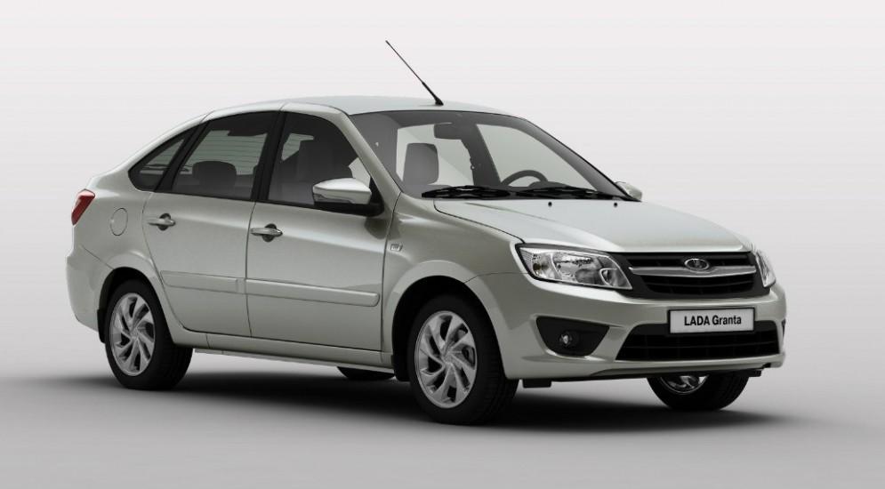 Компания заявила о стоимости лифтбека Lada Granta AMT