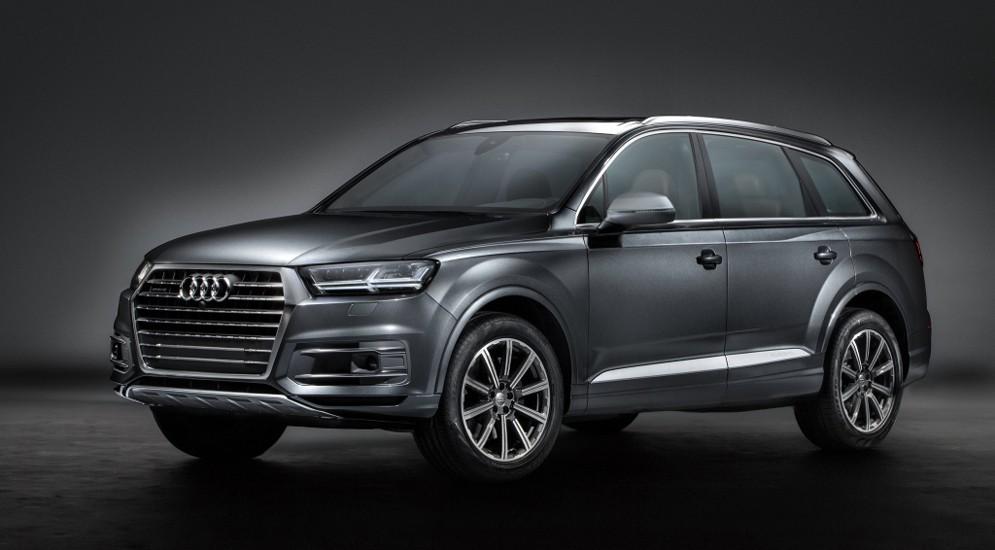Модель Audi Q7 не хотят производить в России