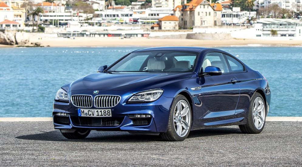 Компания заявили о российских ценниках на новейшие BMW 6-серии