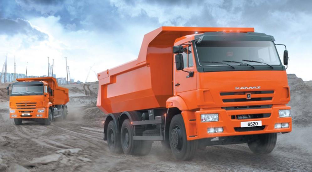 Компания КАМАЗ показала свое место в России