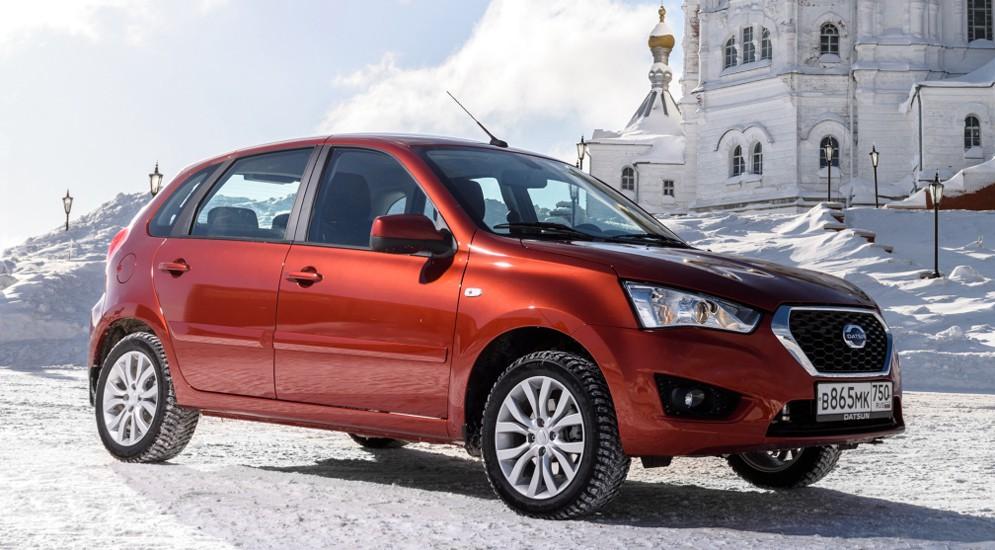 Автомобиль Datsun mi-DO вышел в продажи
