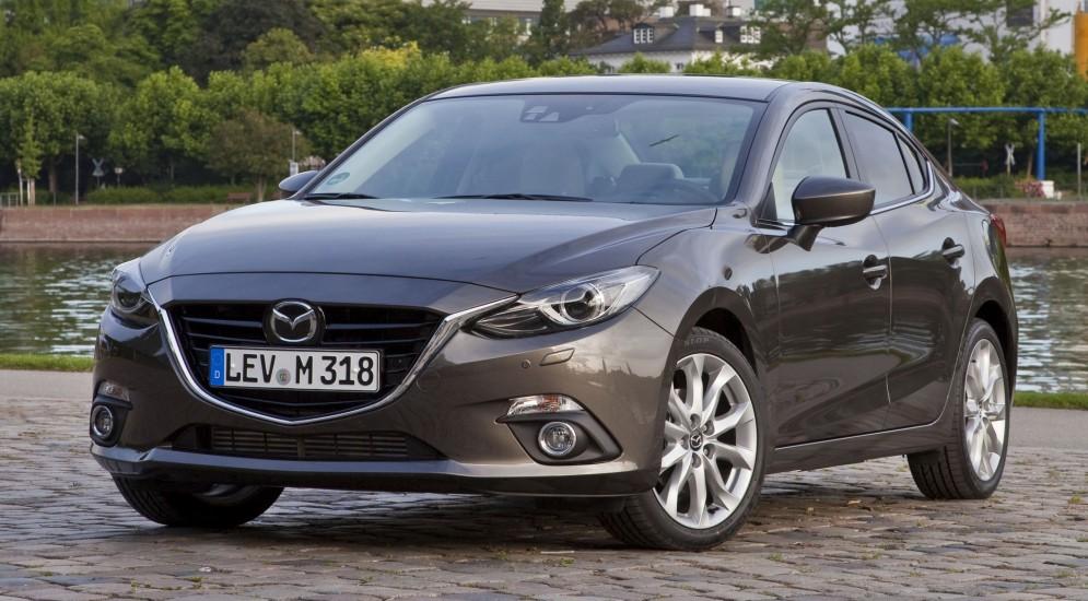 Новые известия о судьбе Mazda3