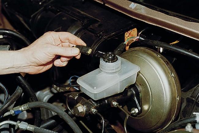 установки задней дисковой тормозной системы на  автомобиль ВАЗ 2109