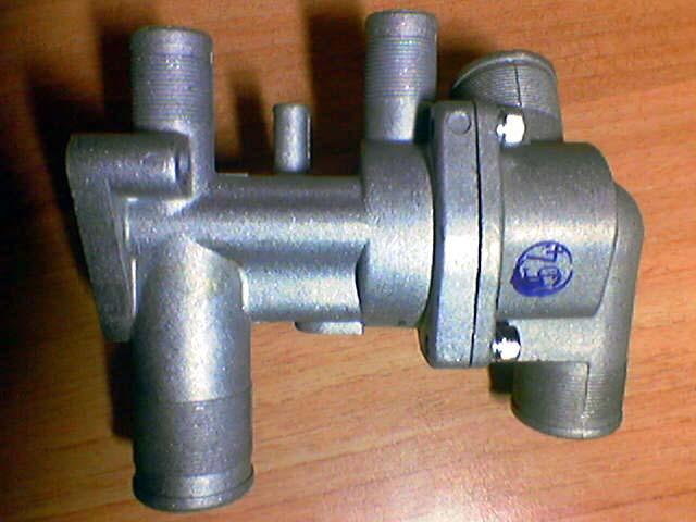 Модернизированный термостат