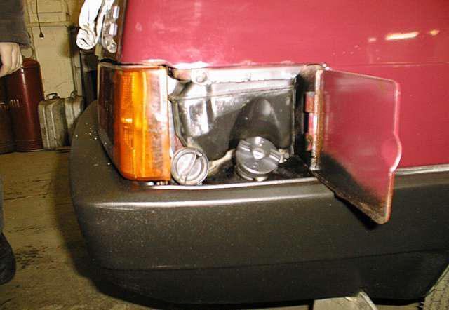 Как установить гбо на ваз 2109 инжектор